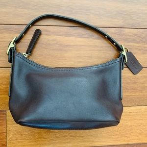 Coach Legacy West Small Brown Hobo Bag